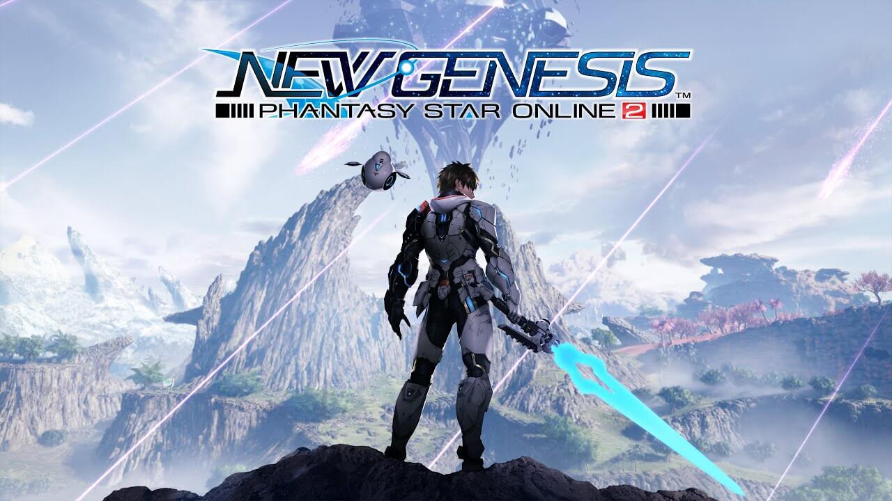 Phantasy Star Online 2: New Genesis Android Free Download