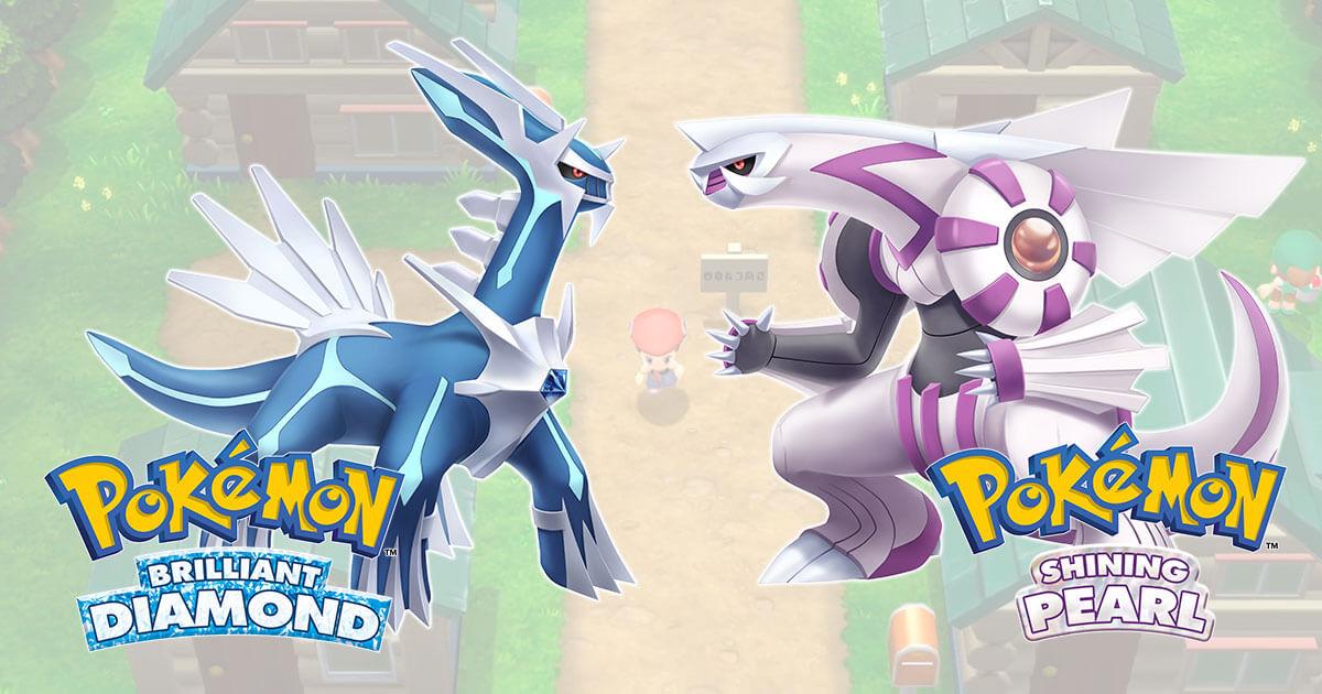 Pokémon Brilliant Diamond and Shining Pearl Free PC Download