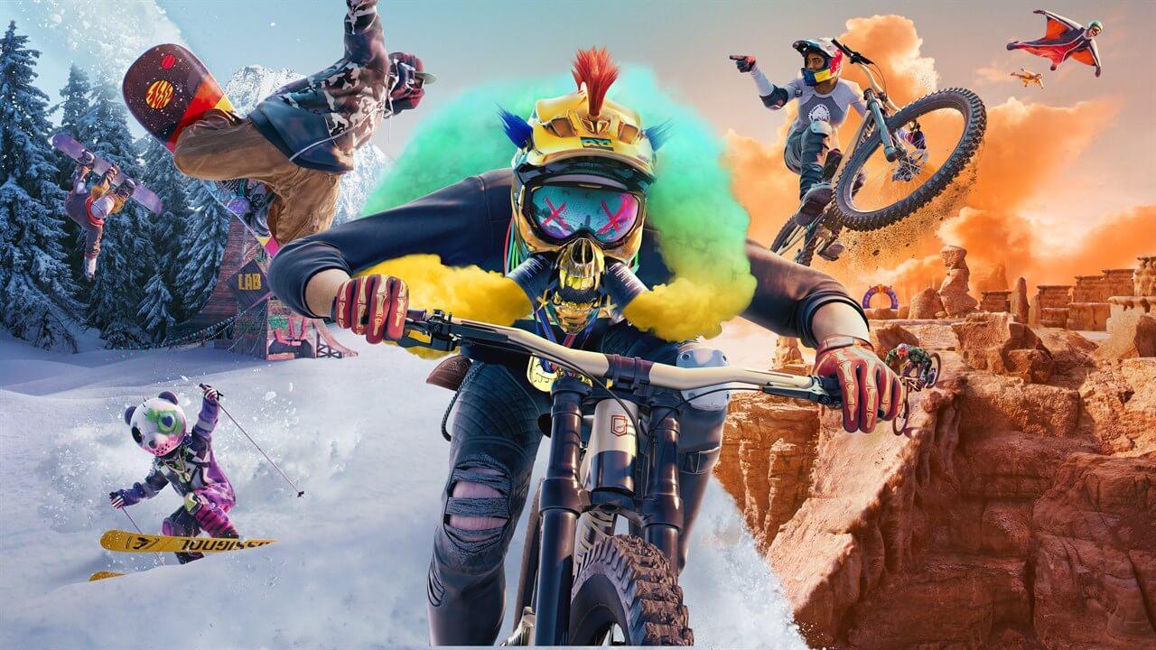Riders Republic Free PC Download