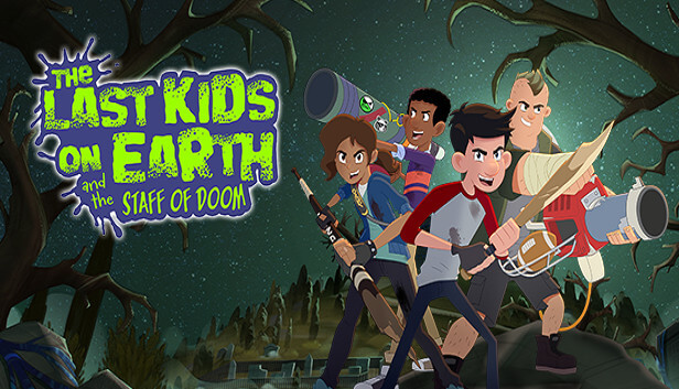 The Last Kids on Earth and the Staff of Doom Free PC Download