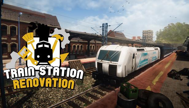Train Station Renovation Free PC Download