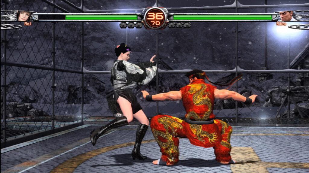 Virtua Fighter 5: Ultimate Showdown