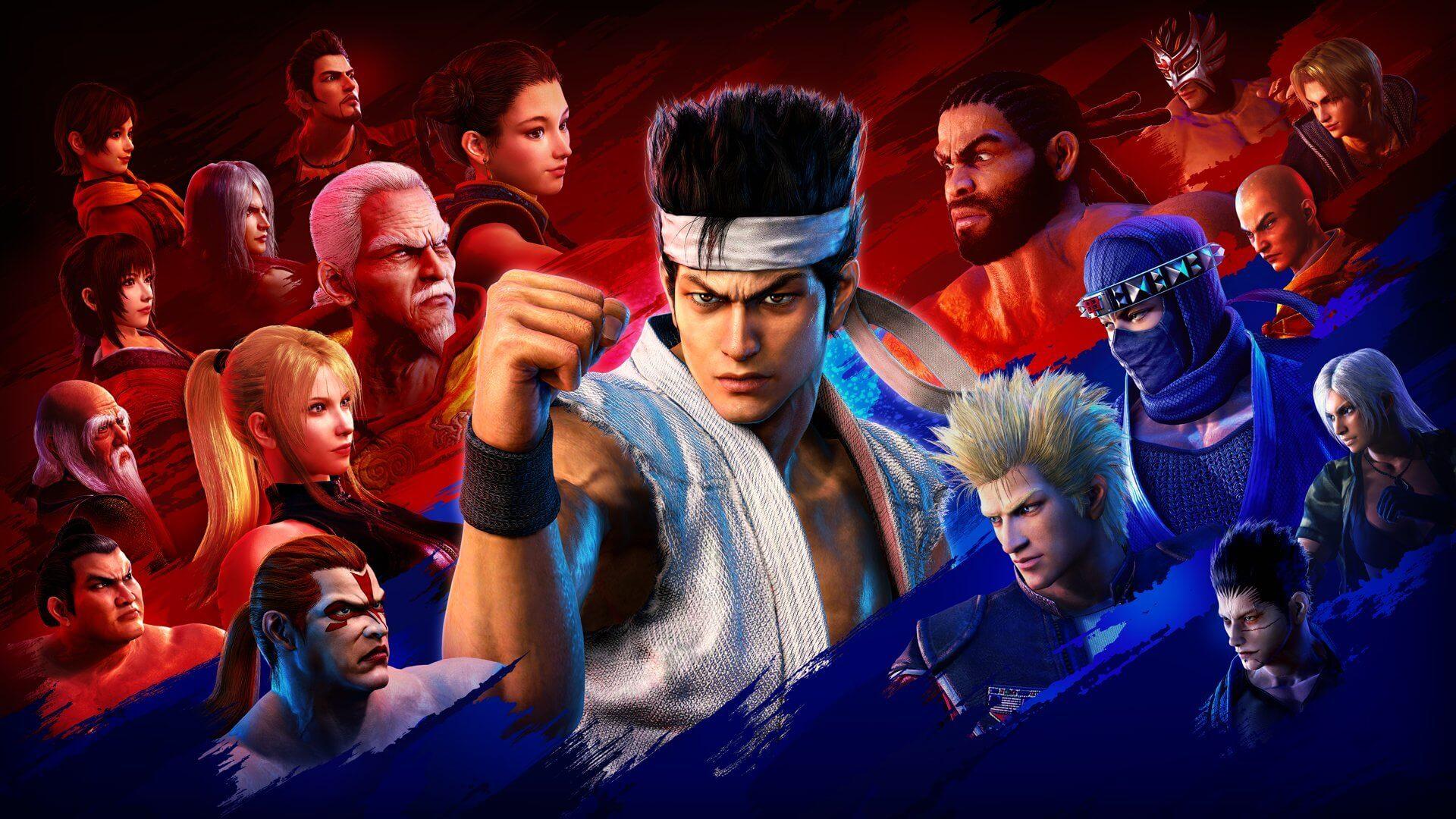 Virtua Fighter 5: Ultimate Showdown Free PC Download