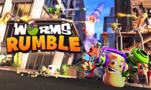 Worms Rumble PS5 Free Download