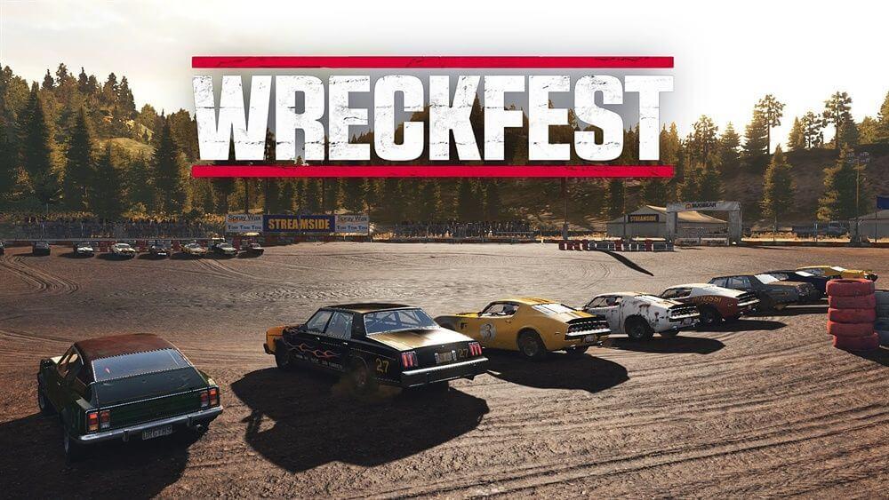 Wreckfest PS5 Free Download
