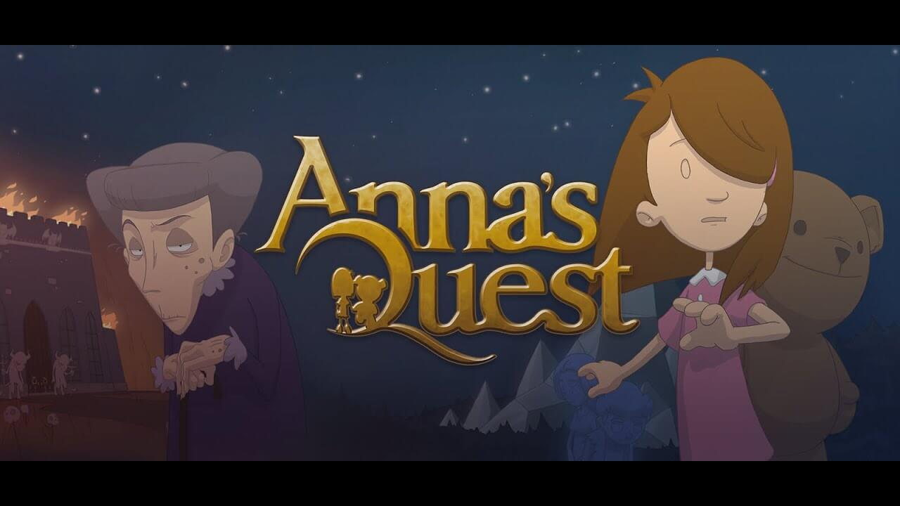Anna's Quest Nintendo Switch Free Download