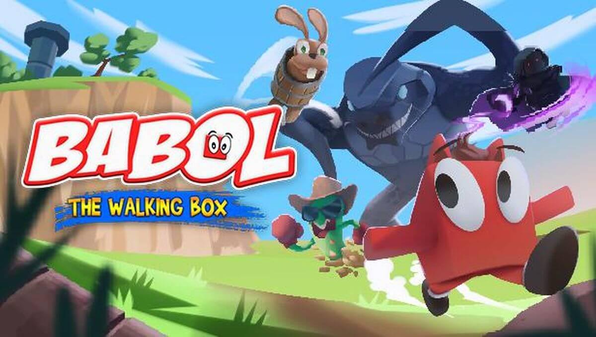 Babol the Walking Box PS5 Free Download
