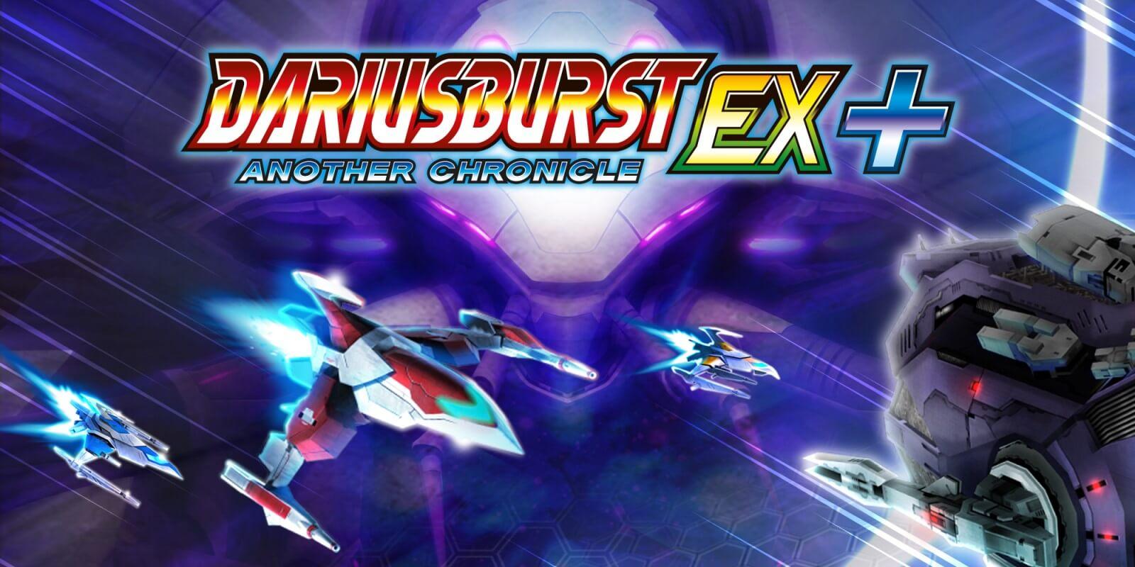Dariusburst Another Chronicle EX+ Free PC Download