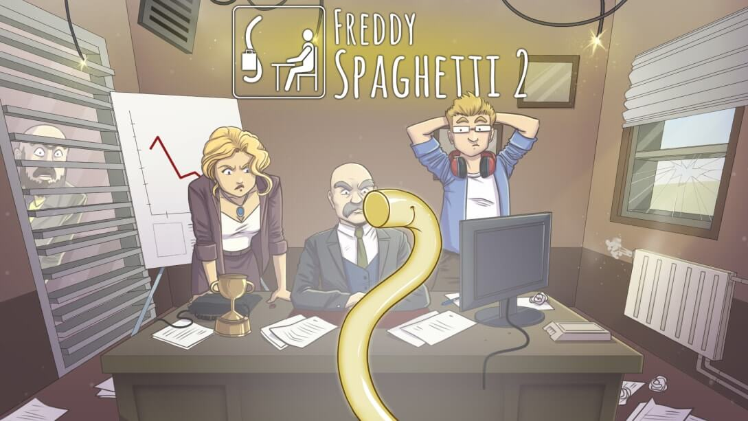 Freddy Spaghetti 2.0 Free PC Download