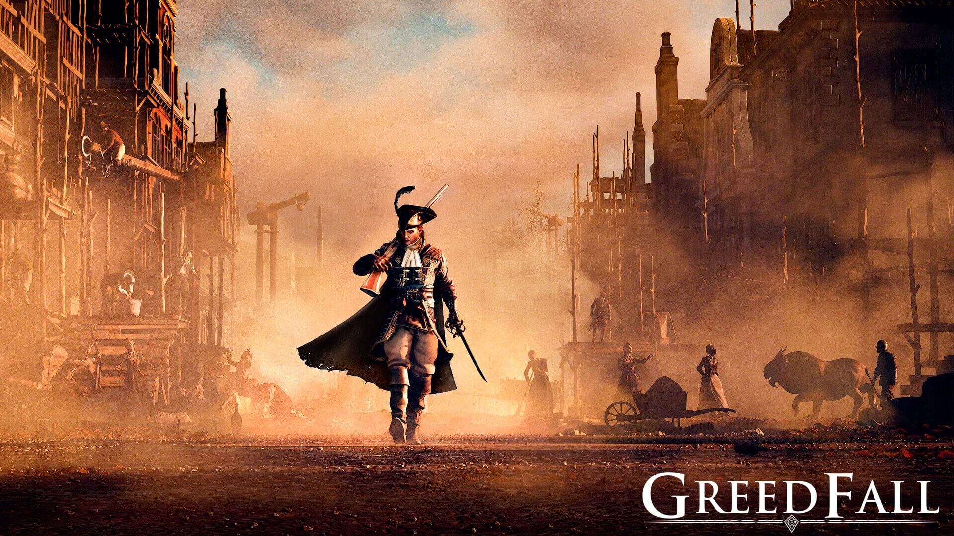 Greedfall PS5 Free Download