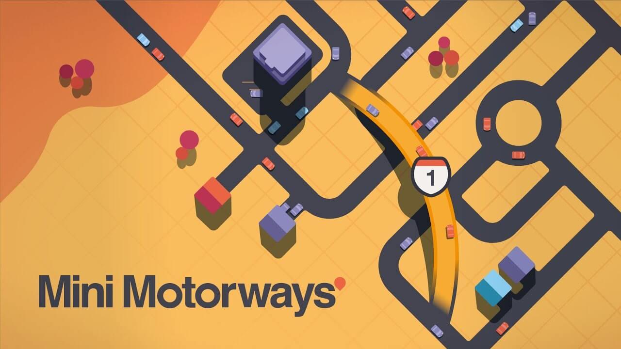 Mini Motorways iOS Free Download