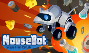 MouseBot: Escape from CatLab iOS Free Download