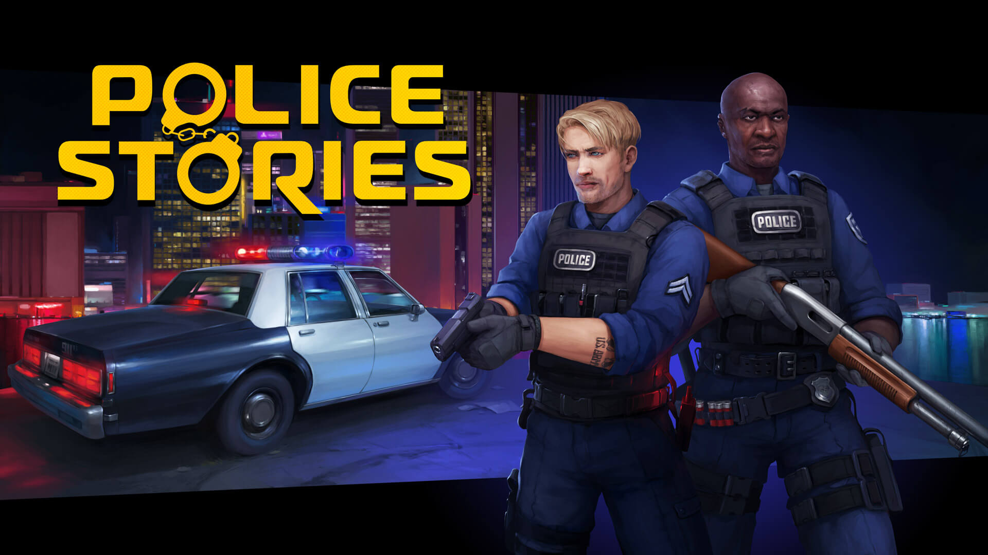 Police Stories PS4 Free Download