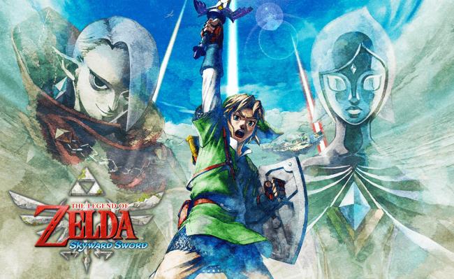 The Legend of Zelda: Skyward Sword Wii U Free Download