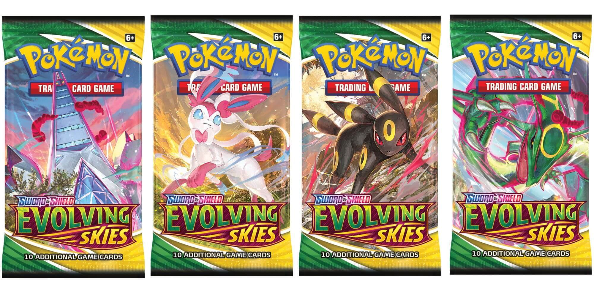 Pokemon Evolving Skies Card List - (August) Get The New Details!