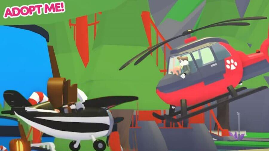 Me Adopt Helicopter (September 2021) Flying Vehicles Update!