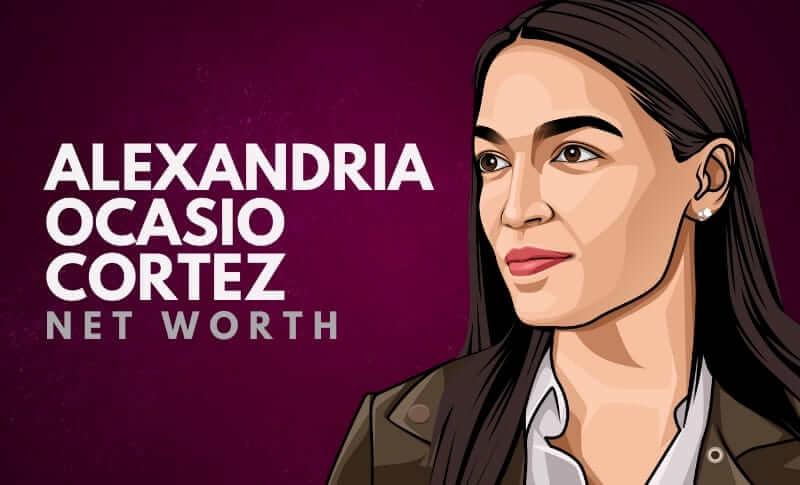 Net Worth Alexandria Ocasio-Cortez 2021 (September) Read Now!