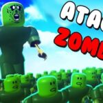 Ataque Zumbi No Roblox 2021 - (September) Get Latest Updates!