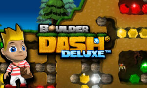 Boulder Dash Deluxe Free APK Download