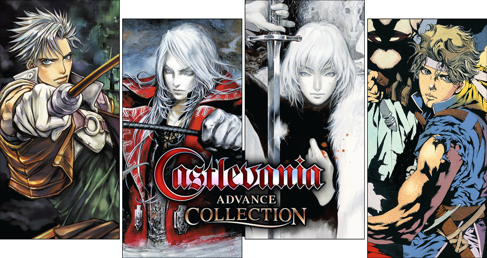 Castlevania Advance Collection Free APK Download