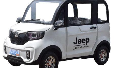 Chang LI Zyx (September 2021) World's Cheapest Electric Car!