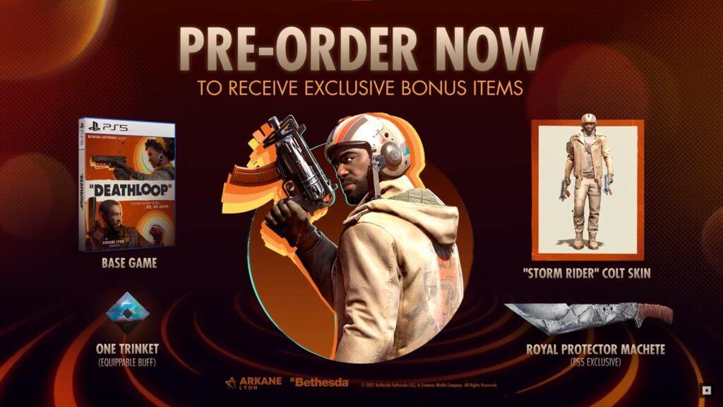 Deathloop Bonus Pre Order (September) Want To Book Now? Check!