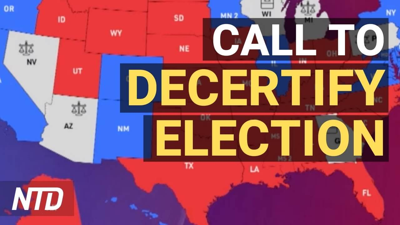 What Does Decertify the Election Mean (September) Know The Complete Details!