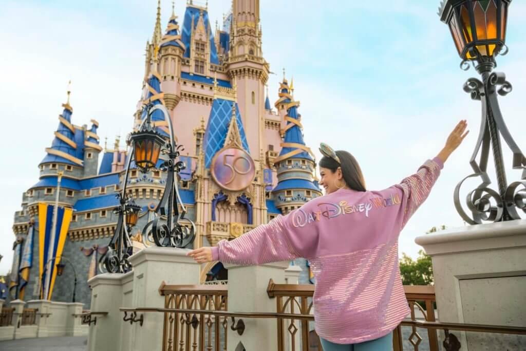 50th Anniversary Disney World Merch (September) Collection!
