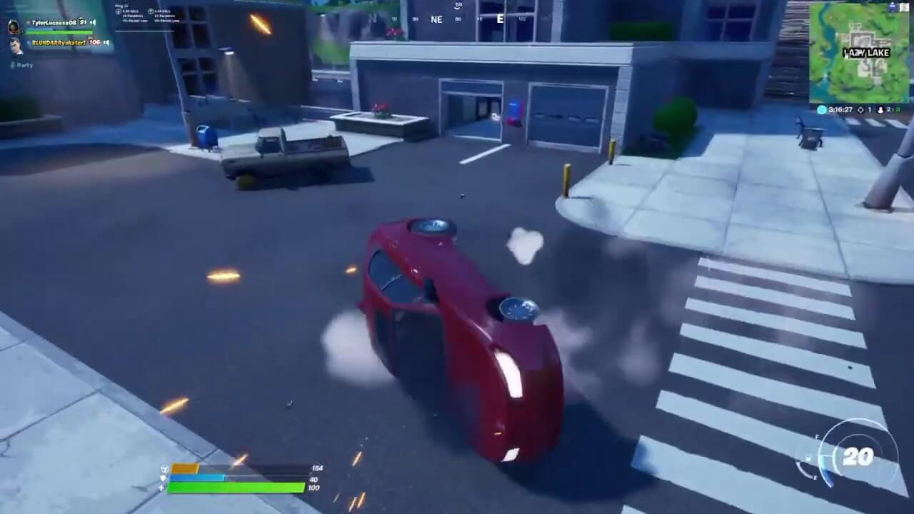 How To Flip A Car In Fortnite (September) Know The Exciting Details!