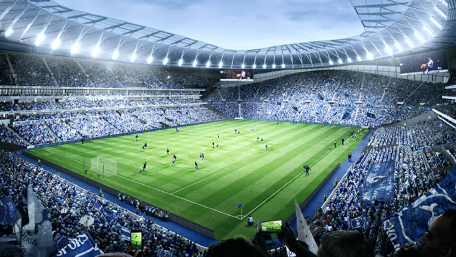 How Much Does a Football Stadium Cost (September) Know The Complete Details!