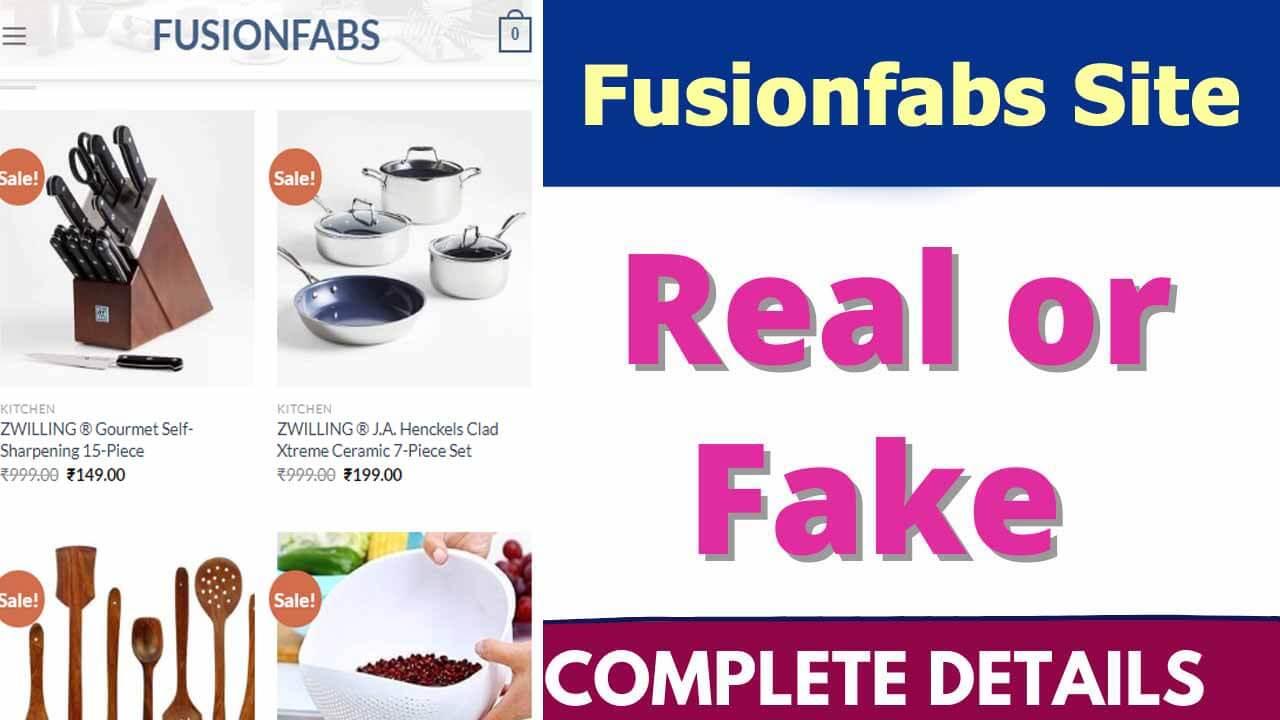 Fusion Fabs Reviews (September) Real Or Fake?