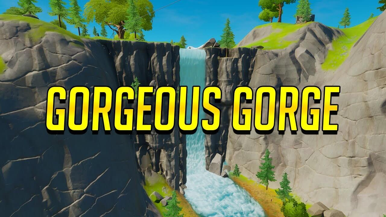 In Fortnite Where Is Gorgeous Gorge (September) Know The Exciting Details!