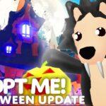 Update Adopt Me Halloween 2021 (September) Get Striking Update