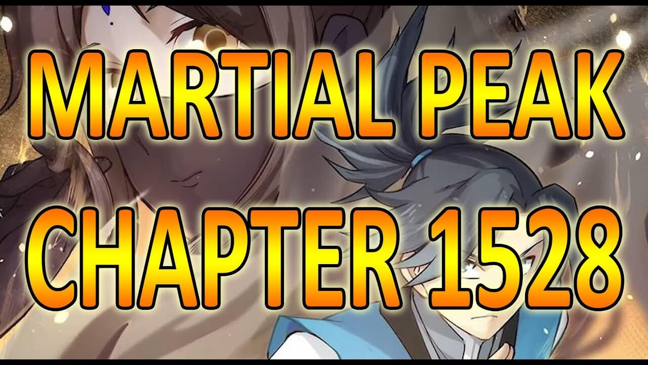 Martial Peak 1528 (September) Know Series Updates In Brief!