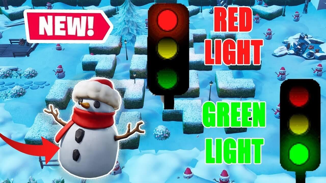 Fortnite Red Light Green Light Code (September 2021) Know The Details!