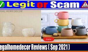 Regalhomedecor Reviews (September 2021) Legit Or Scam?