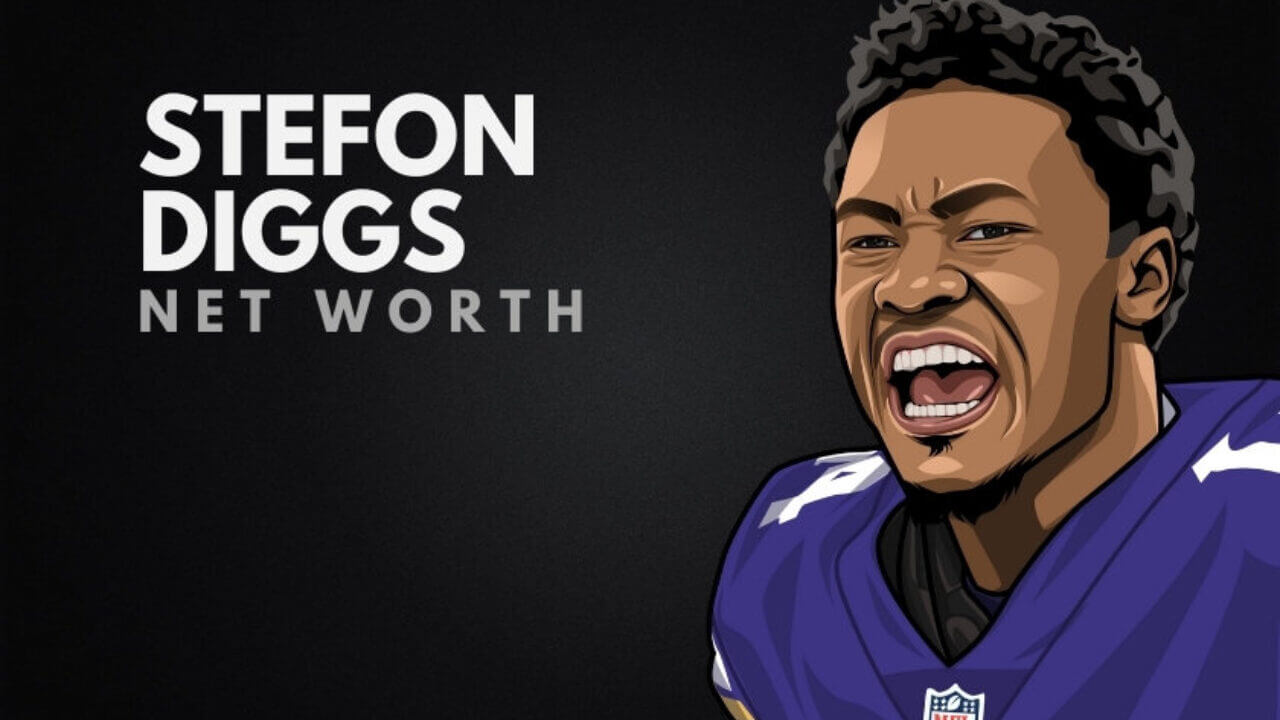 Stefon Diggs Net Worth 2021 (September) Read Now!