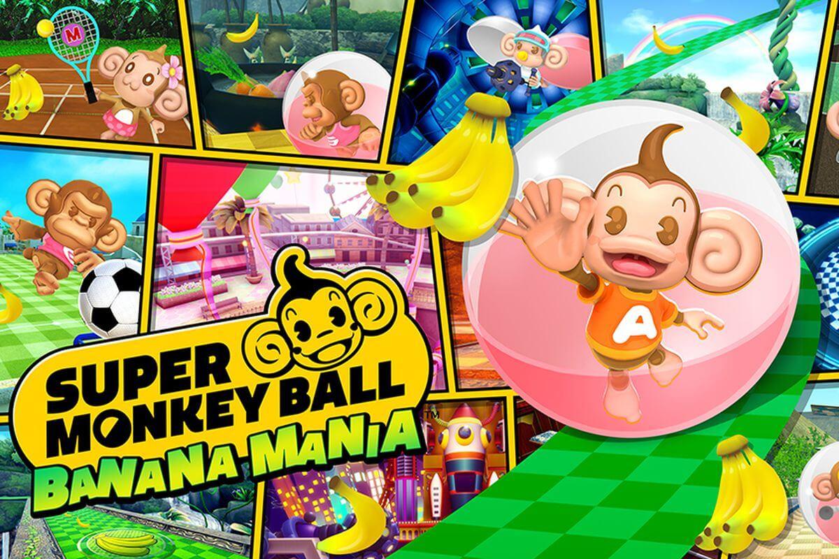 Super Monkey Ball: Banana Mania PS5 Free Download