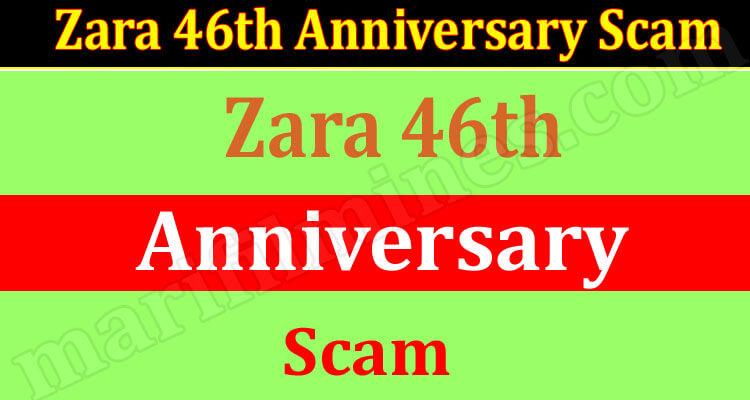 Zara 46th Anniversary Scam (September) Read Reviews To Know!