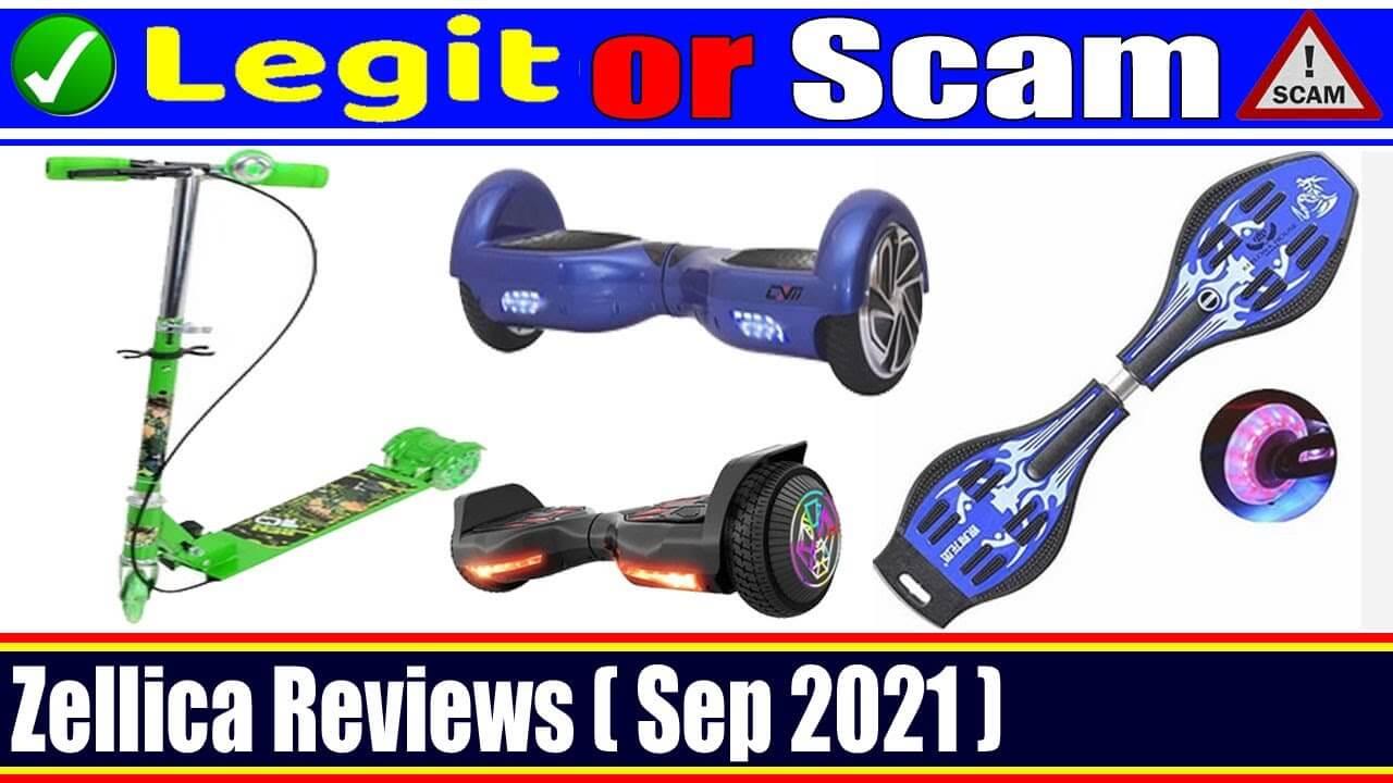 Zellica Store Reviews (September 2021) Legit Or Scam?