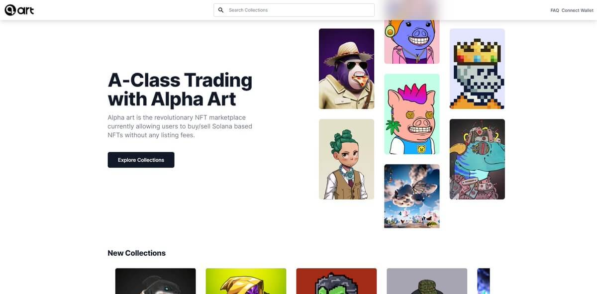 Alpha Art NFT (October 2021) Know The Exciting Details!