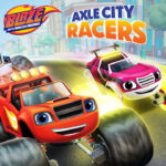 Blaze and the Monster Machines: Axle City Racers Free APK Download