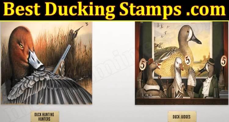 Bestducking Stamps com (October 2021) Learn Wildlife preservation