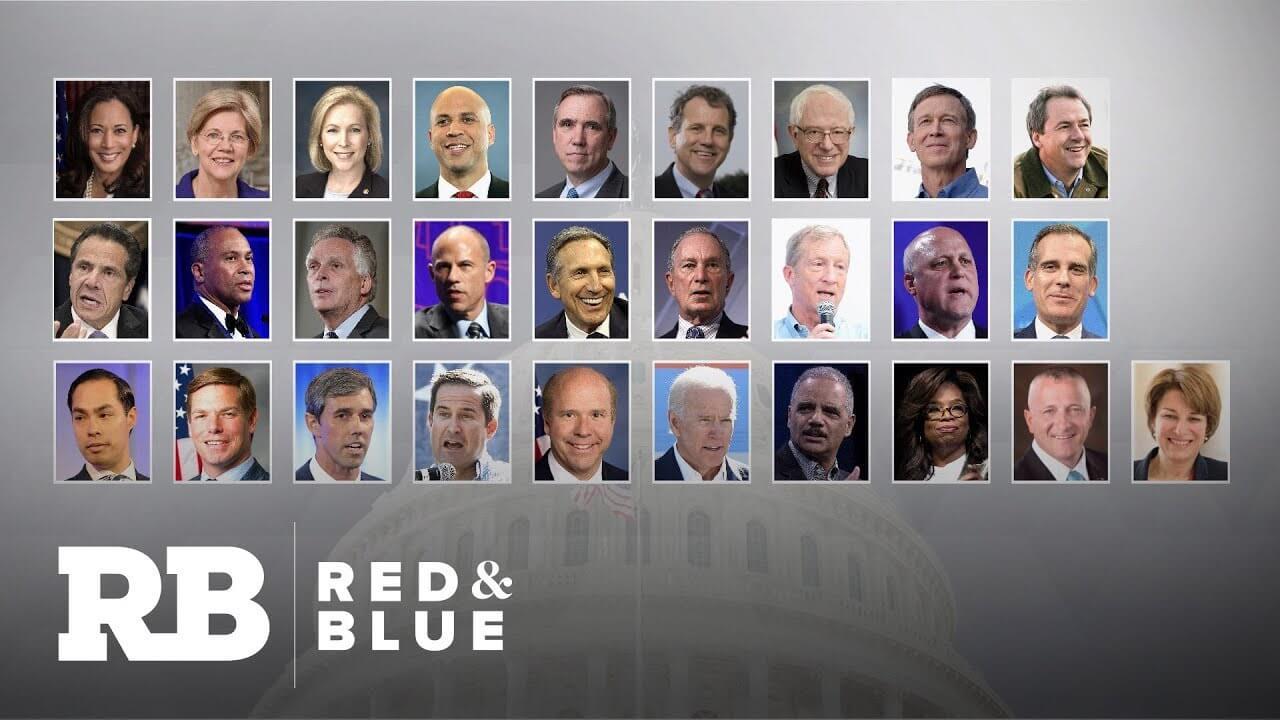 Final List Presidential Candidates (October 2021) Election Begins