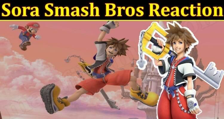 Sora Smash Bros Reaction (October 2021) Unleash The Fact!