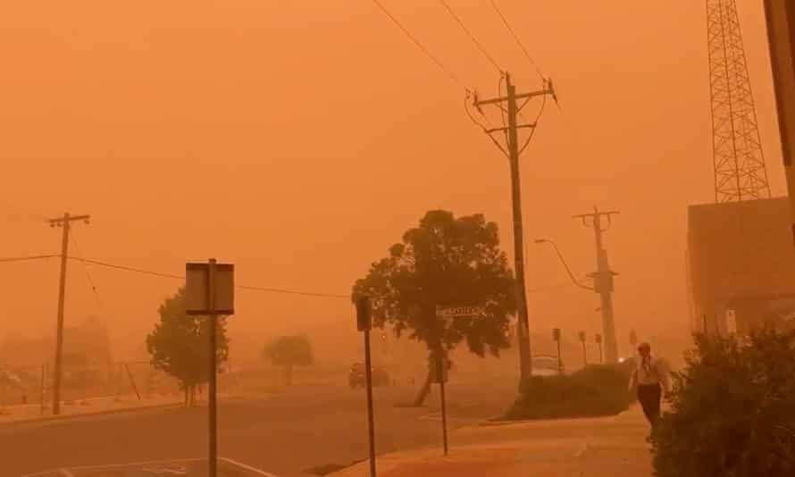 Storm Dust California (October 2021) Update On Natural Disaster!